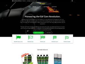 premier products website